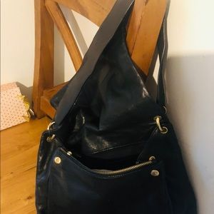 Bags - Authentic leather hobo bag.